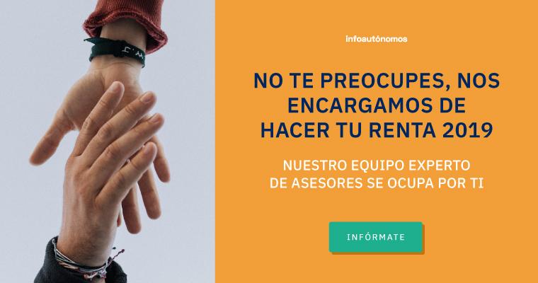 Asesoría online para la elaboración y presentación de la Renta 2019