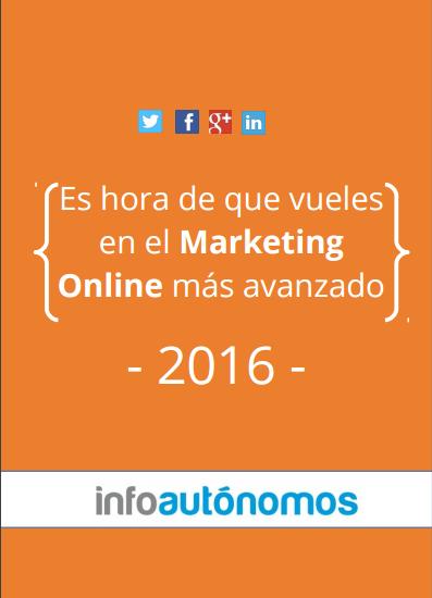Guía de Marketing Online para autónomos y emprendedores 2016