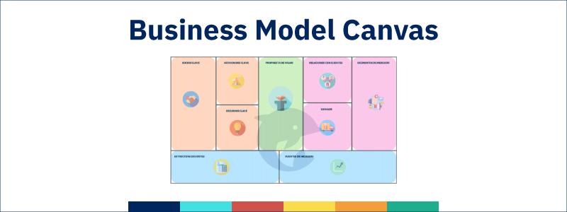 destacado business model canvas