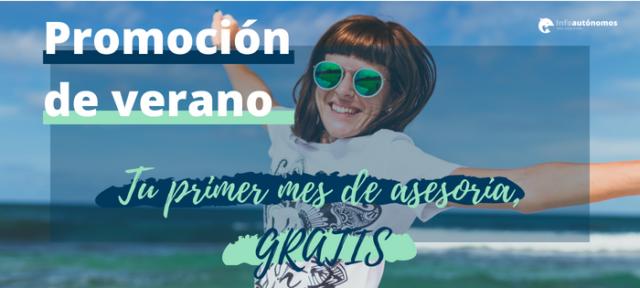 Promoción verano: primer mes de asesoría gratis