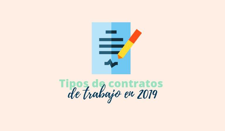 Contratos de Trabajo en 2019