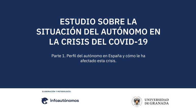 Estudio sobre el autónomo en la crisis del COVID-19