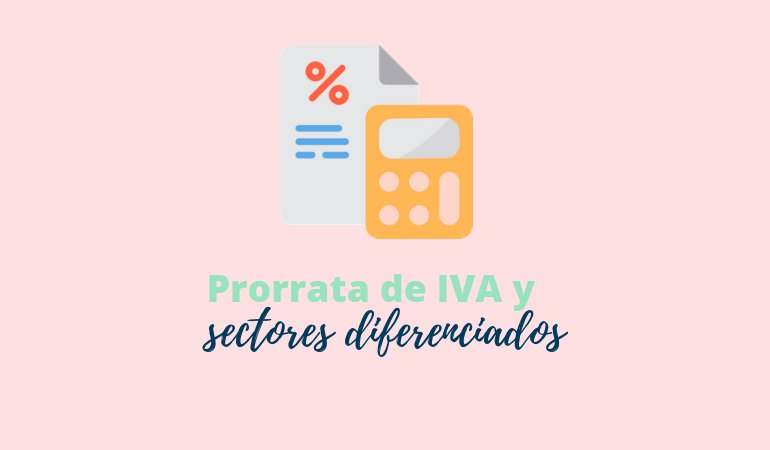 La prorrata del IVA
