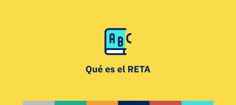 ¿Qué es el RETA?