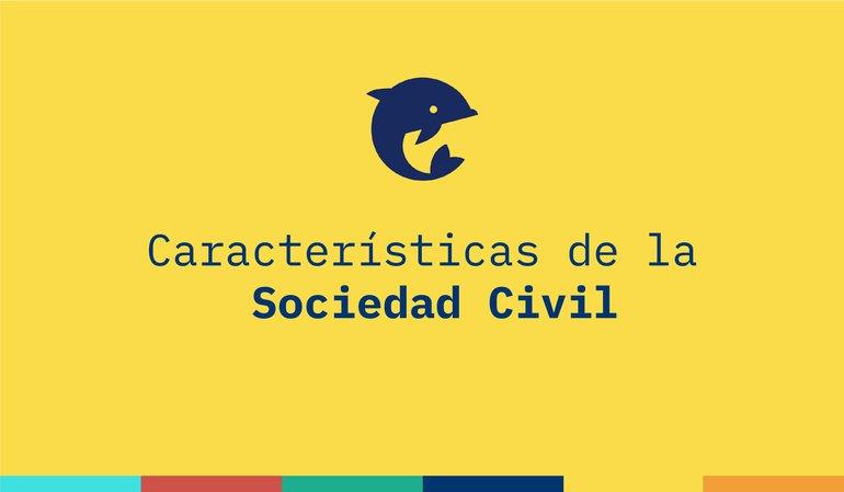 Sociedad Civil: características y ventajas