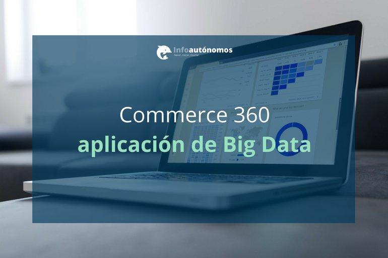 Commerce 360, solución de Big Data para autónomos y pymes
