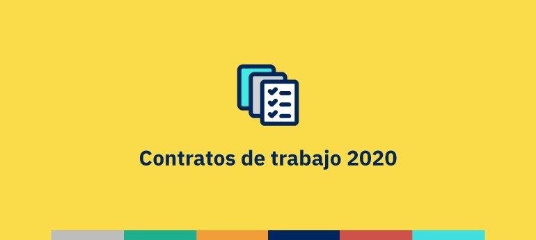 Contratos de Trabajo en 2020