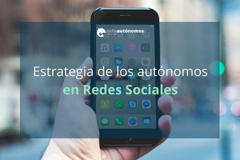Estrategia de autónomos y pymes en redes sociales