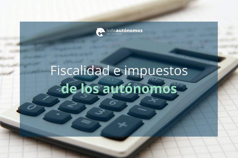 Introducción a la Fiscalidad del Autónomo