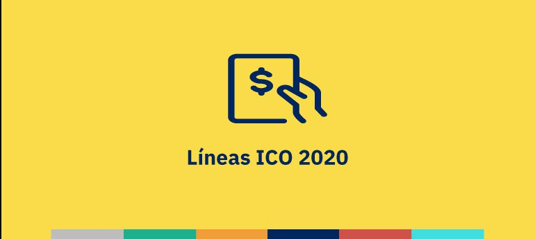Líneas de préstamos ICO 2020