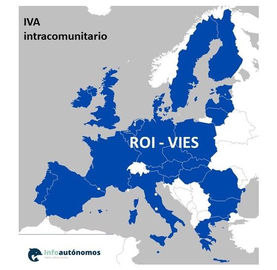 El IVA intracomunitario y su registro: el ROI