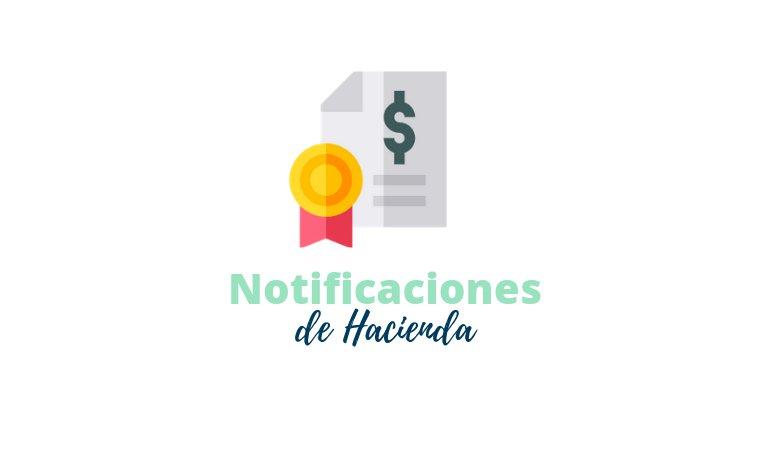 Las notificaciones e inspecciones de Hacienda
