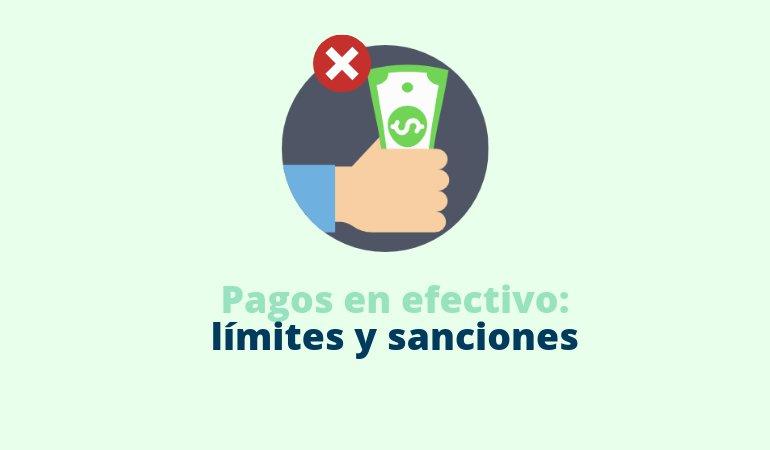 Normas de pago en efectivo