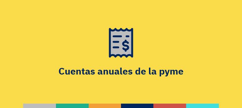 Presentación de las cuentas anuales de una pyme
