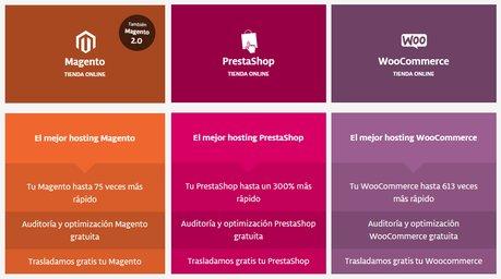 Aumenta las ventas de tu tienda Prestashop, Magento o WooCommerce