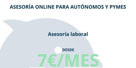 Gestoría, asesoría laboral online para autónomos