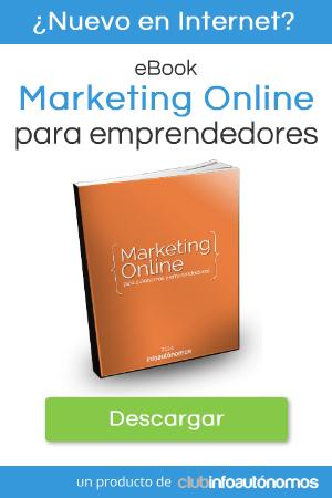 Guías de Marketing online para autónomos y emprendedores