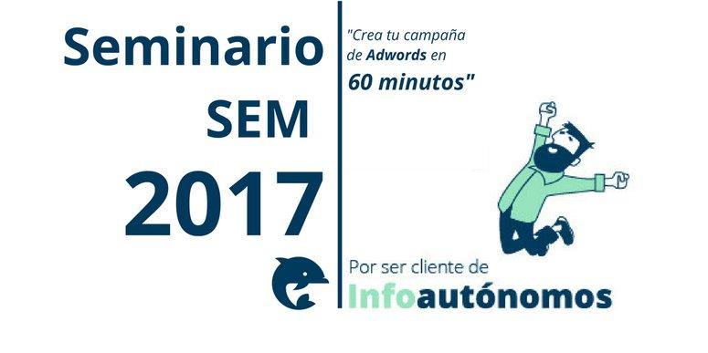 Seminario SEM 2017