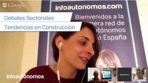 """Debate sectorial """"Tendencias en Construcción y Reformas"""""""