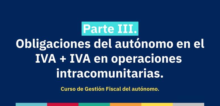 Gestión Fiscal: El IVA, importaciones y exportaciones