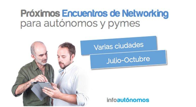 Próximos Encuentros de Networking por España