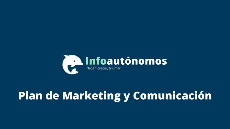 Plan de Marketing y comunicación