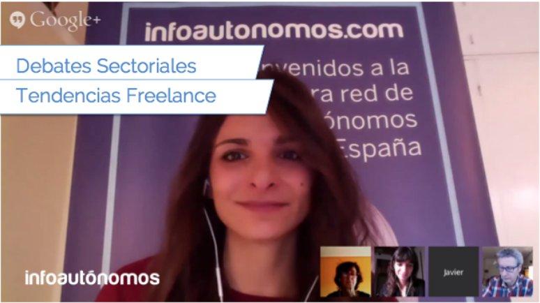 """Debate sectorial """"Tendencias para Profesionales y Freelance"""""""