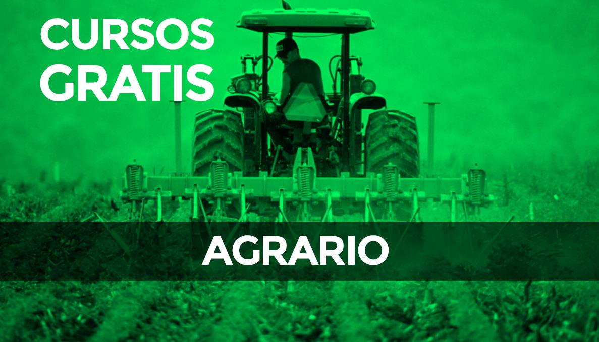 Cursos gratuitos para el sector agrario