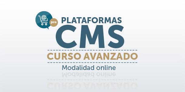 Curso Avanzado de Plataformas (CMS) Ecommerce
