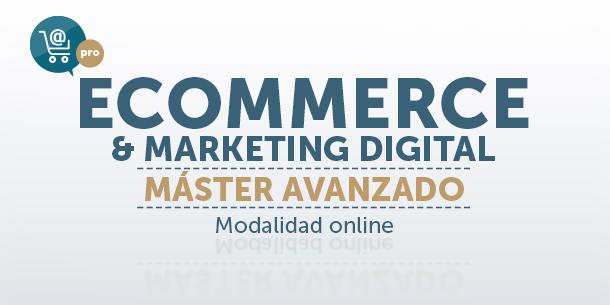 Ecommaster Pro Online, Ecommerce Avanzado