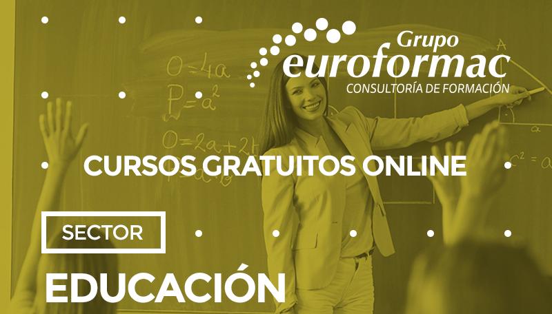 Cursos gratuitos sector educación