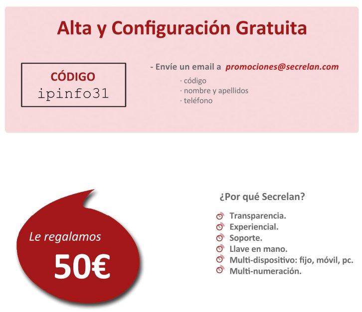 Servicio de Telefonía IP - Centralitas Virtuales